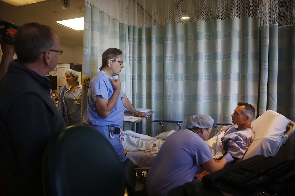 9-way kidney swap involving 18 surgeries at 2 S F  hospitals | In