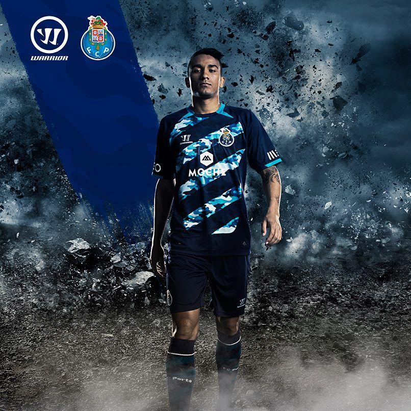 the latest c1a32 eedb1 f c porto away kit | Kits | Warrior sports, Football shirts ...