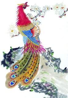 RP: Phoenix on Cherry Branch - Meng Hao Liang