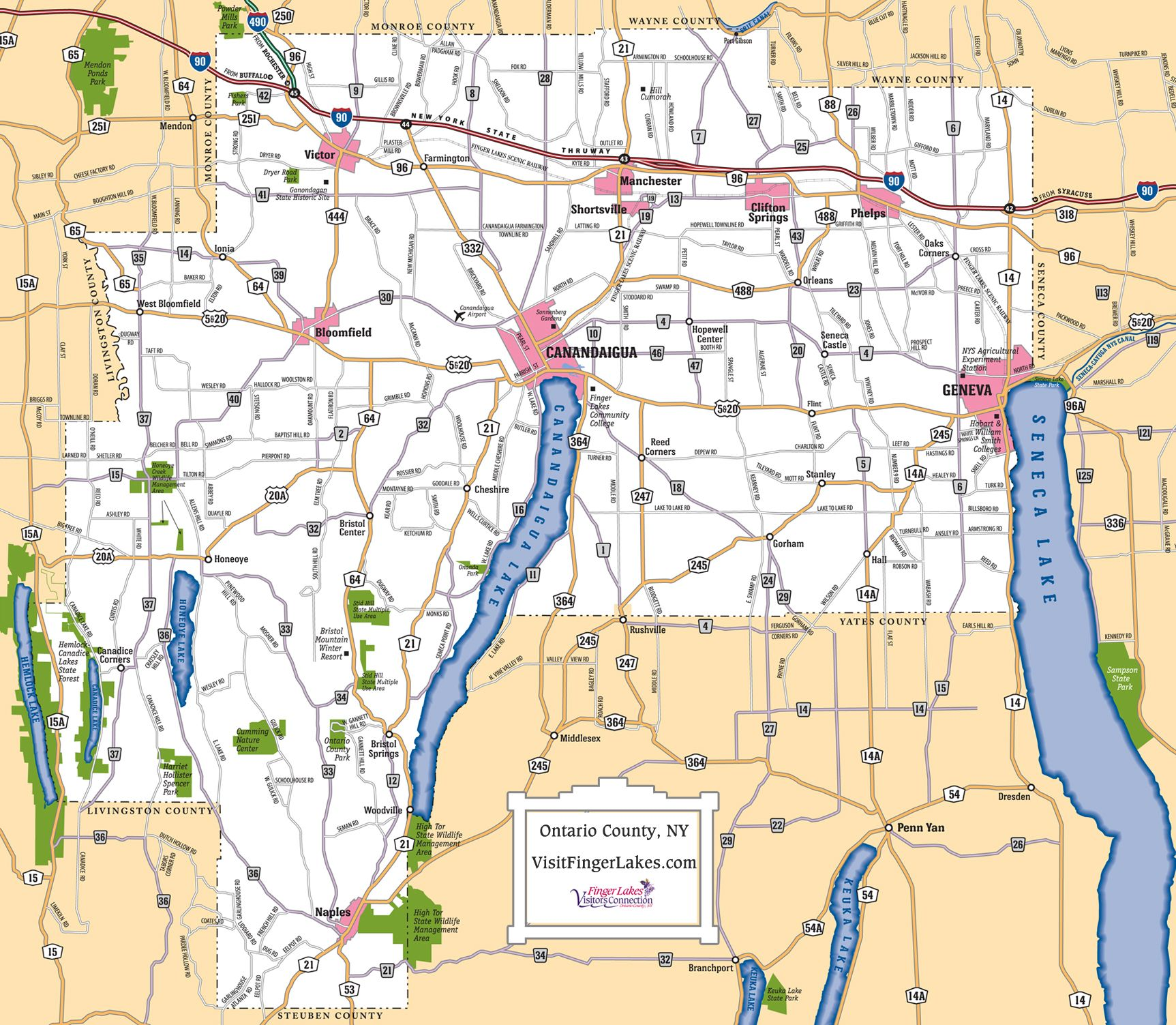 ontariocountynymap.jpg 1,725×1,503 pixels (With images