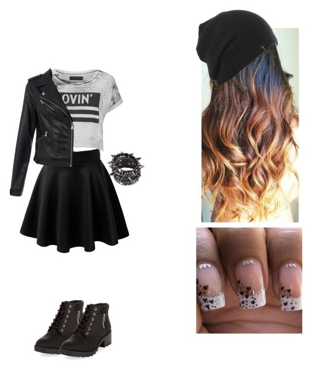 """Untitled #129"" by punk-princess-i on Polyvore featuring Religion Clothing"