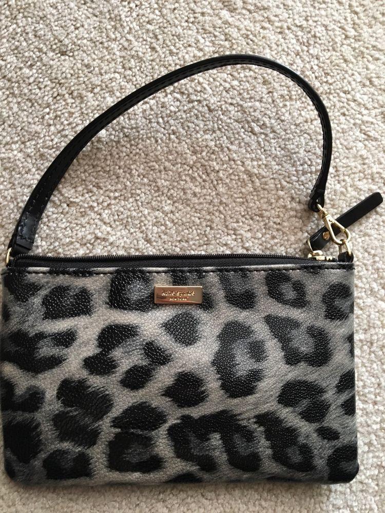 Kate Spade Animal Print Clutch Purse Fashion Clothing Shoes Accessories Womensbagshandbags Ad Ebay Link