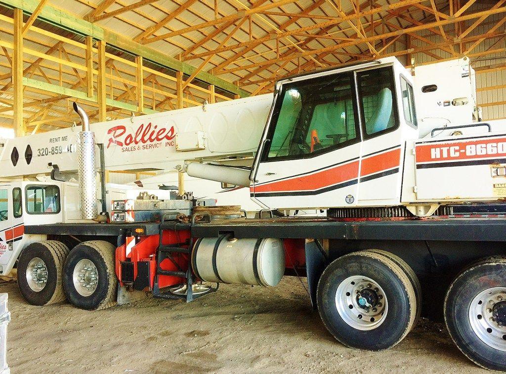 Crane Service / Rental Equipment Equipment Rental Used
