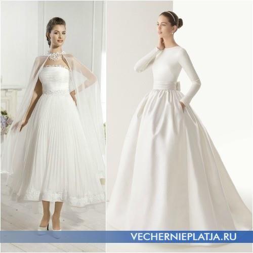 Сколько стоит платье для венчания