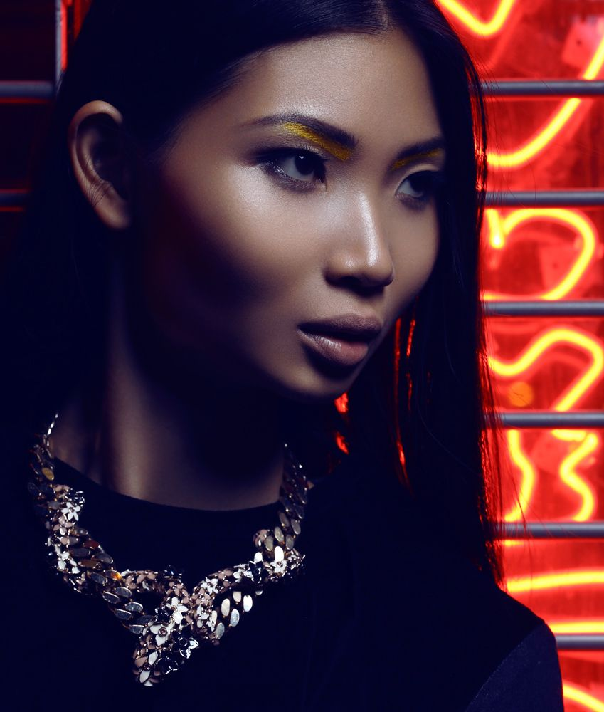 Chinatown by henryk lobaczewski for beauty editorial