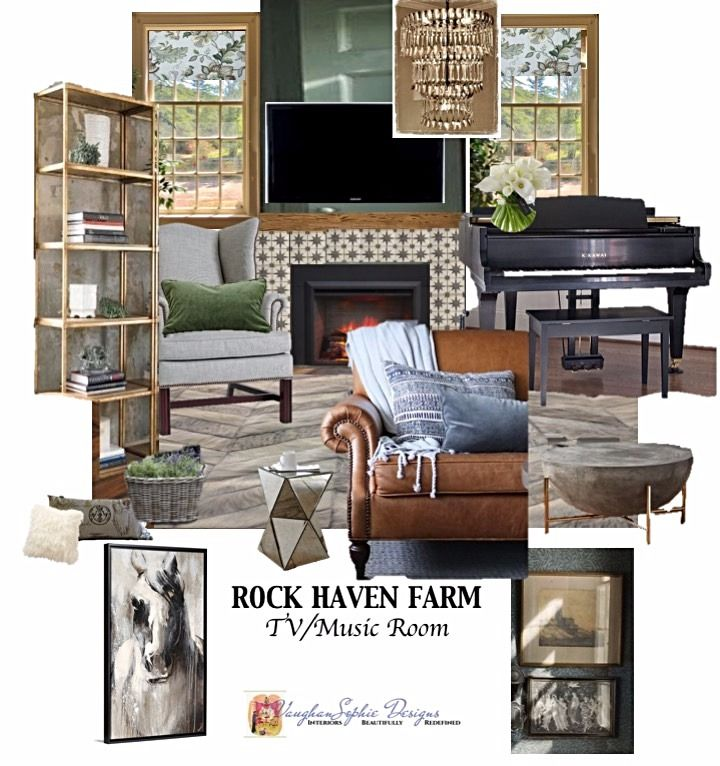 tv music room design at rockhavenfarm com rock haven farm blog