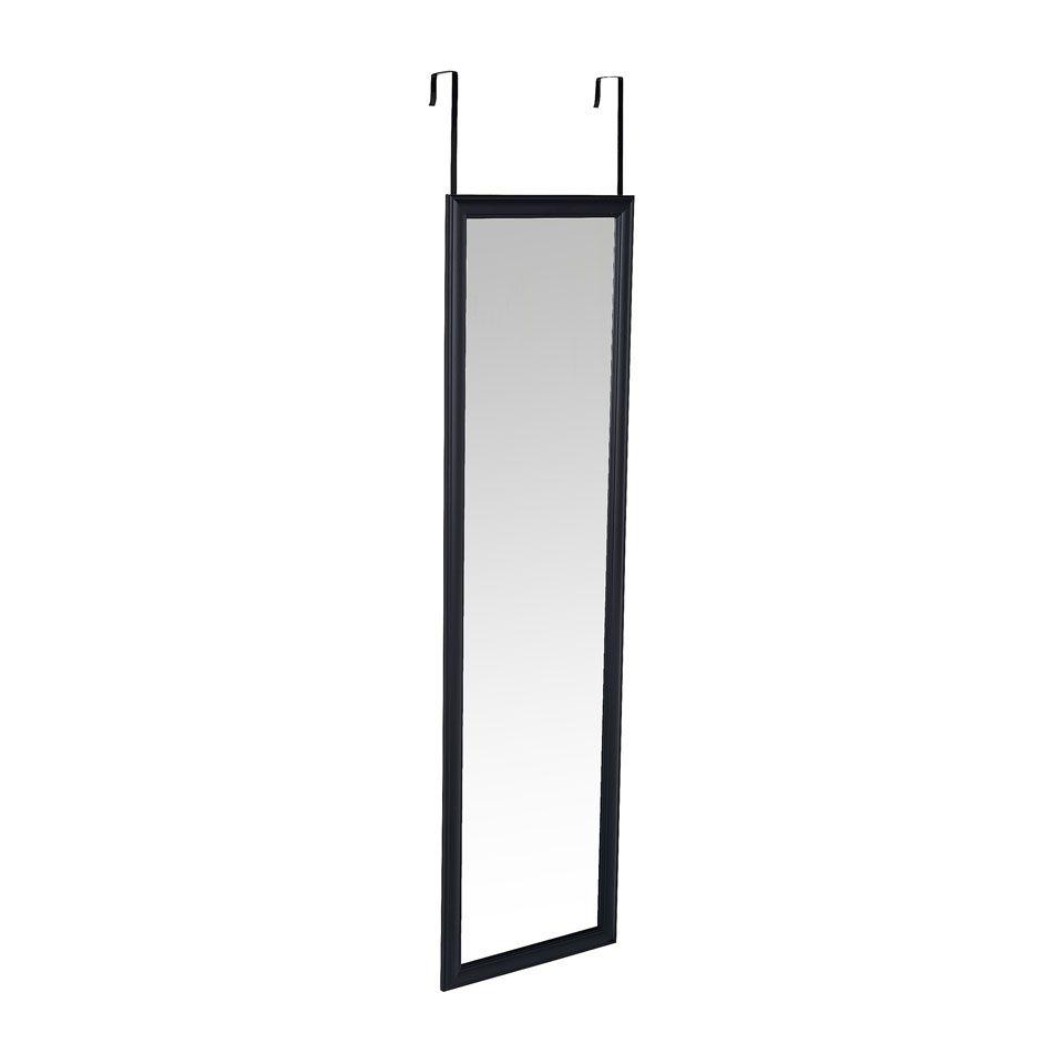 Spiegel deurhanger zwart xenos products and ideas for Spiegel xenos