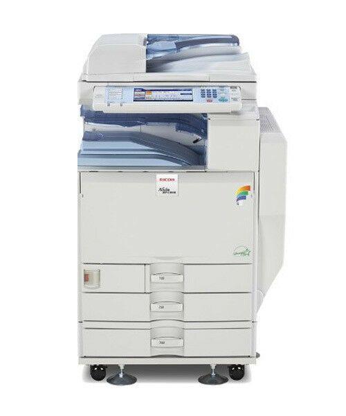 Ricoh Aficio Mp C3001 Color Copier Printer Ricoh Printer