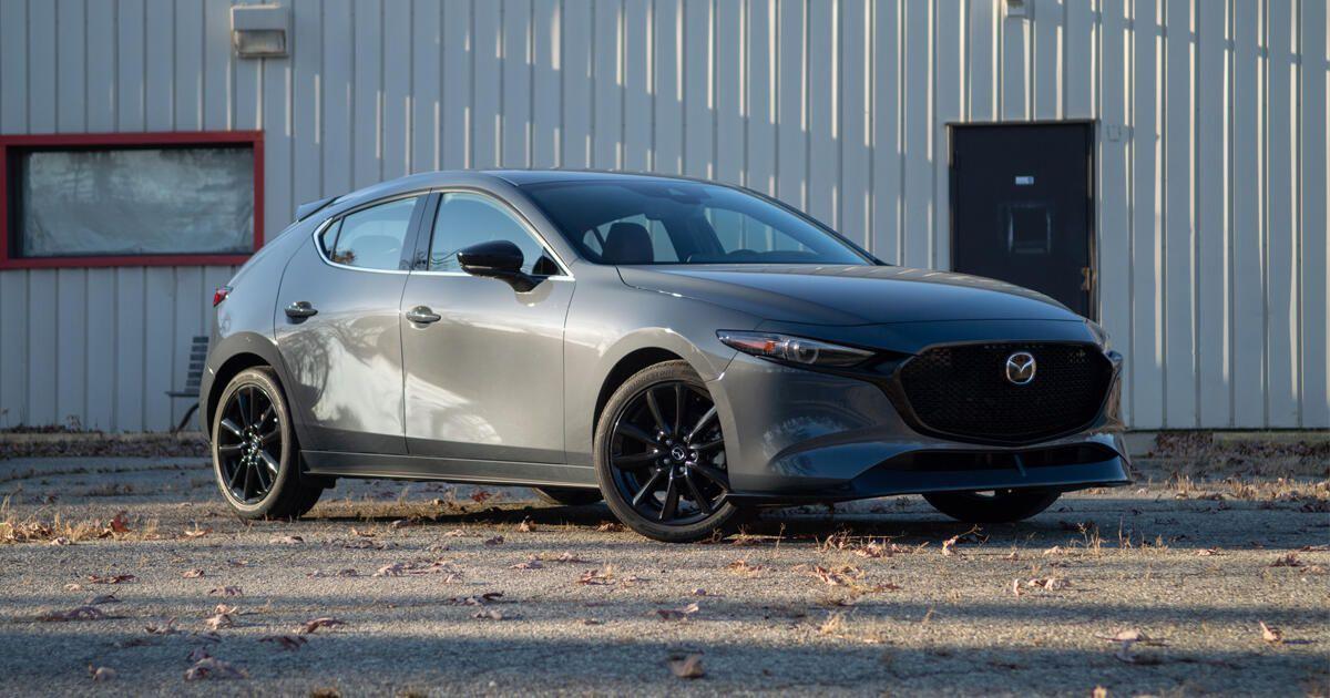 2021 Mazda3 Turbo First Drive Mazdaspeed For Grownups Mazda 3 Turbo Hot Hatch