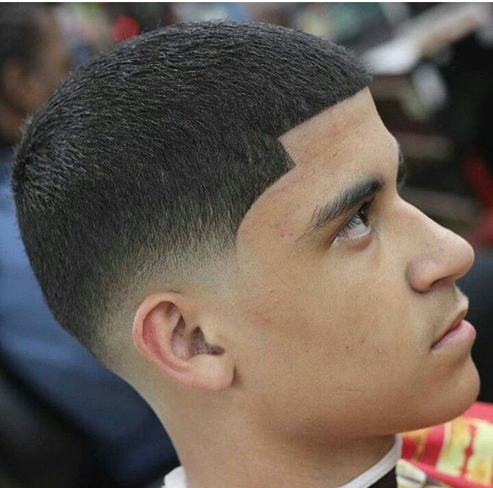Mexican Taper Fade Haircut 24