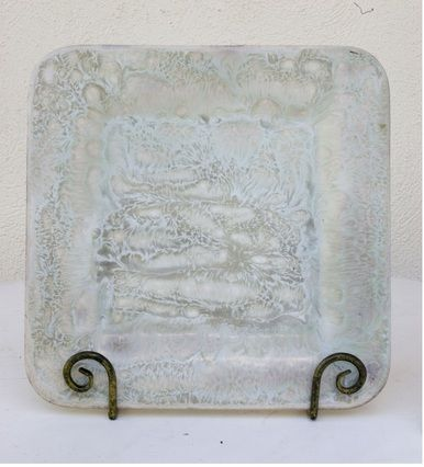 sc 1 st  Pinterest & Celery Large Square Plate | Square plates and Products