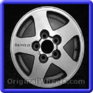 Chevrolet Lumina Wheels Rims Hollander 1543 Chevrolet Lumina