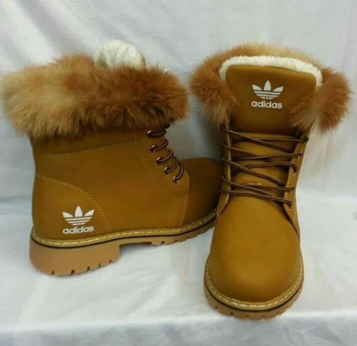 Adidas fur boots Clothing, Shoes & Jewelry : Women : adidas shoes  http://amzn.to/2ji4RgN