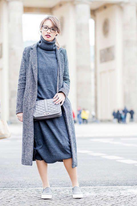 Street-Style Fashion Week Berlin Januar 2016: Unterwegs in Berlin - GLAMOUR MOBILE