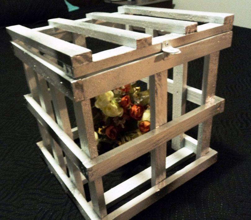 Buque na caixa para brincadeira do Buque By Sandavies