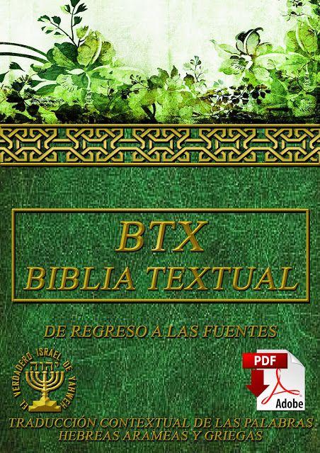 Biblia Textual Con Imagenes Traducciones De La Biblia Biblia