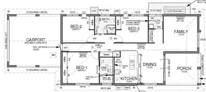 Greater Ascot House And Land Package Lot 202 The Grange Floor Plans House Plans Small House Plans