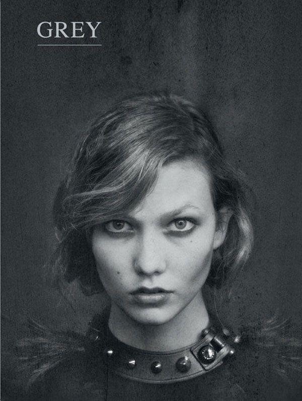 Karlie Kloss for Grey Magazine AW14