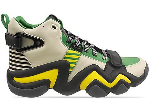 Adidas Originals X Opening Ceremony Crazy 8 Tennis in Meadow Mist Green  Black at Solestruck. e2c94fa19