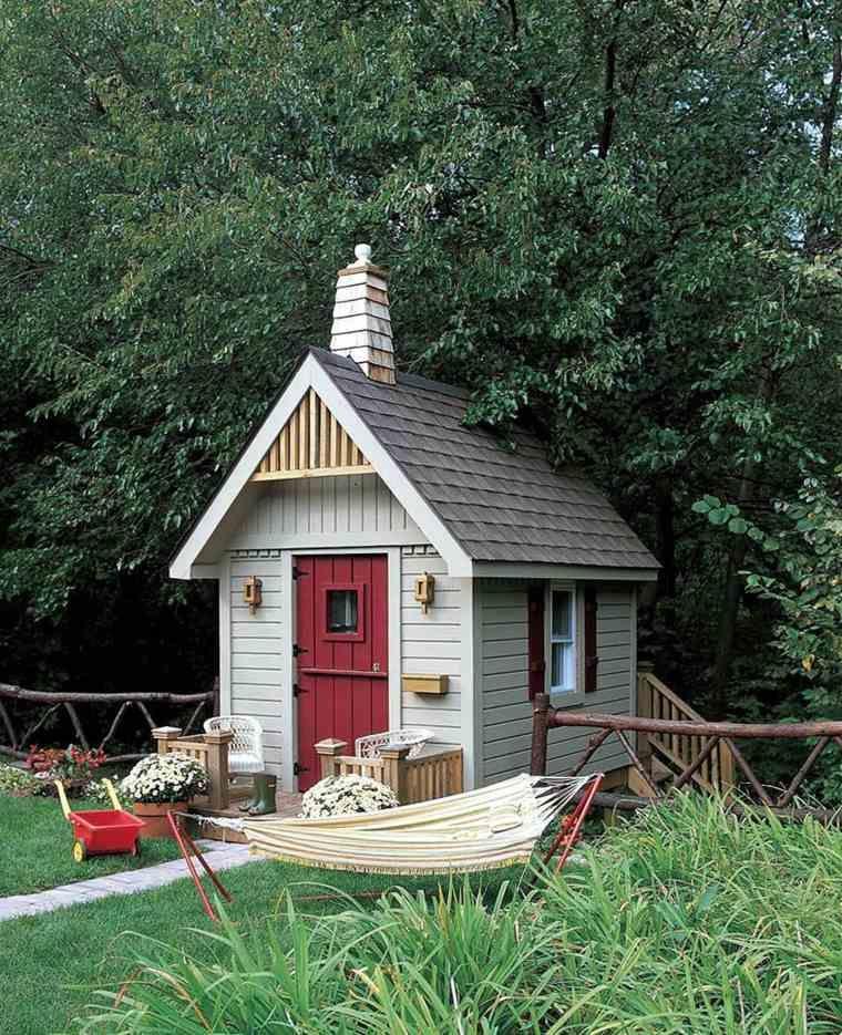 cabane de jardin enfant en 50 projets faire soi m me playsheds pinterest cabane cabane. Black Bedroom Furniture Sets. Home Design Ideas
