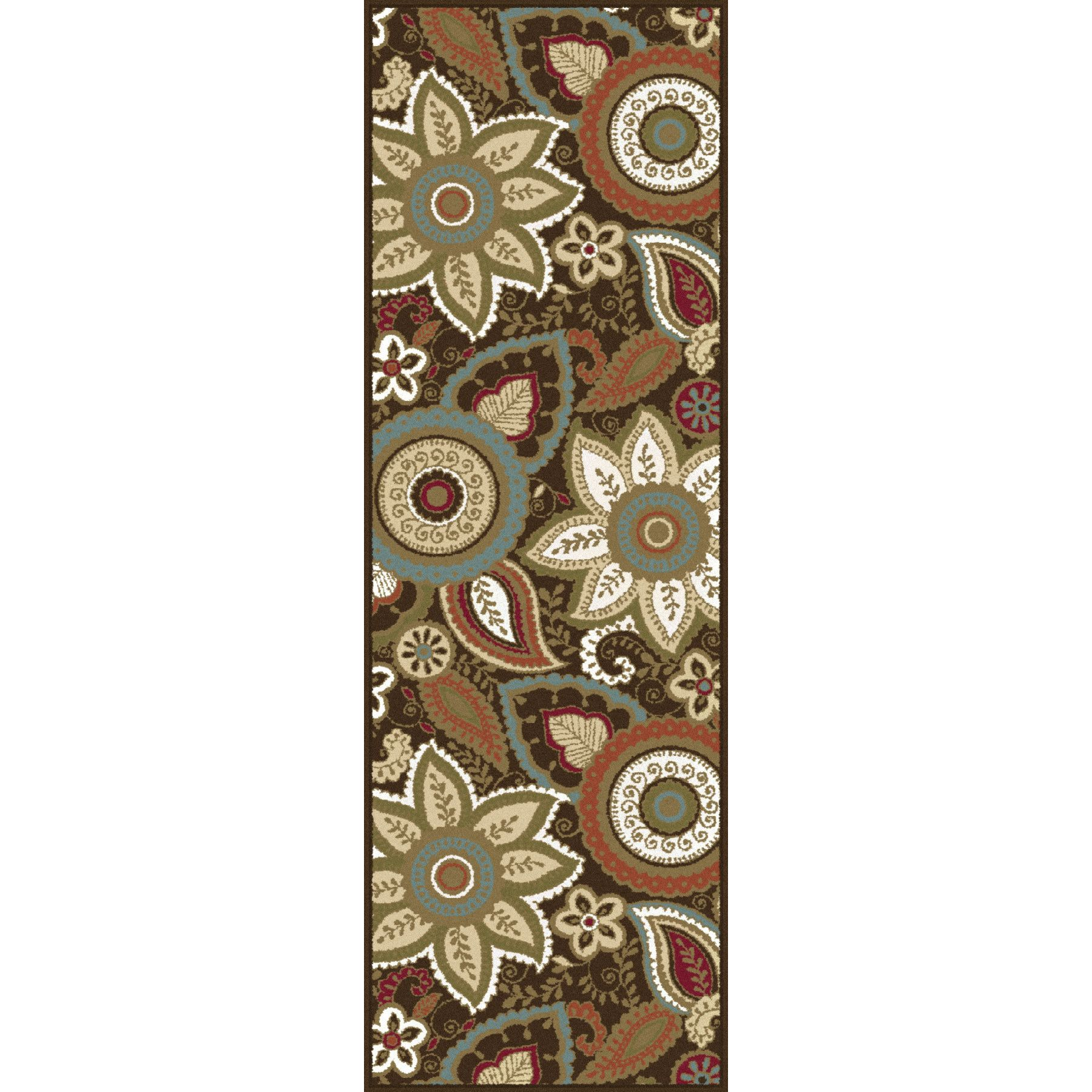 International Majolica Transitional Area Rug