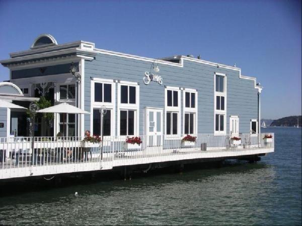 Scomas Sausalito California 15 Aug 2011 Real Estate Floating