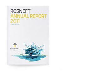 Contoh Desain Format Layout Laporan tahunan Perusahaan