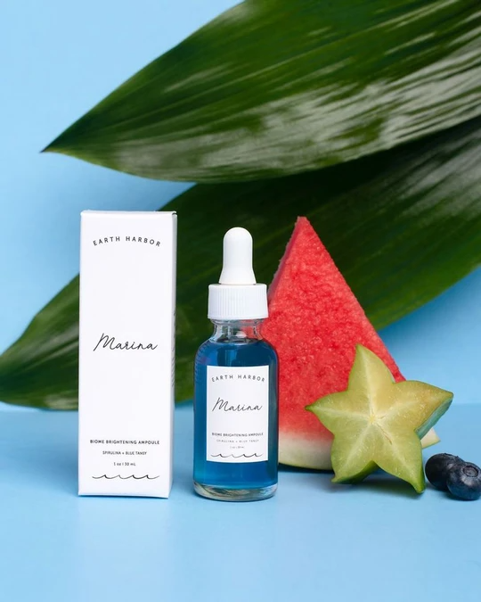 Photo of MARINA Biome Brightening Ampoule