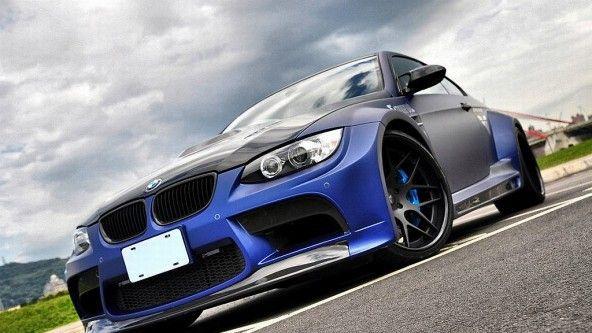 BMW M3 von Vorsteiner: Tuner auf Zack