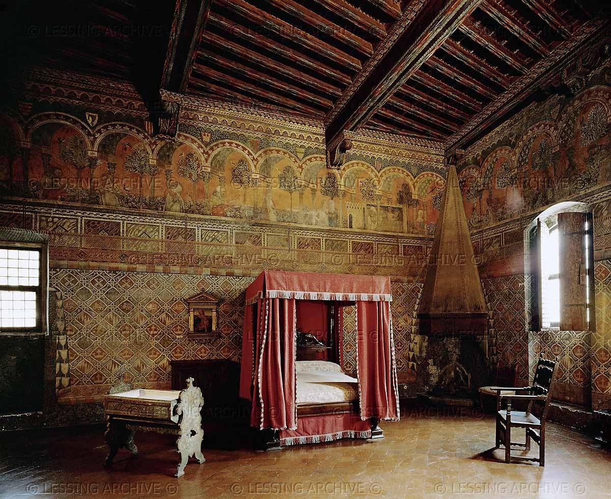 Beautiful Italian Renaissance Interior