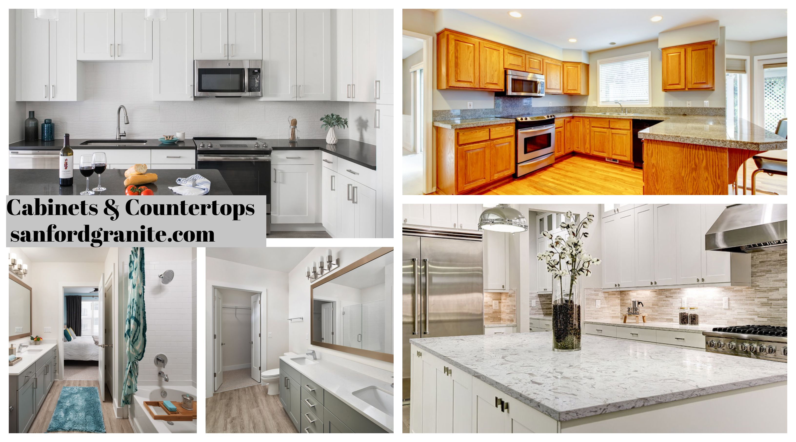 breathtaking kitchen & bathroom remodeling projects we diligently