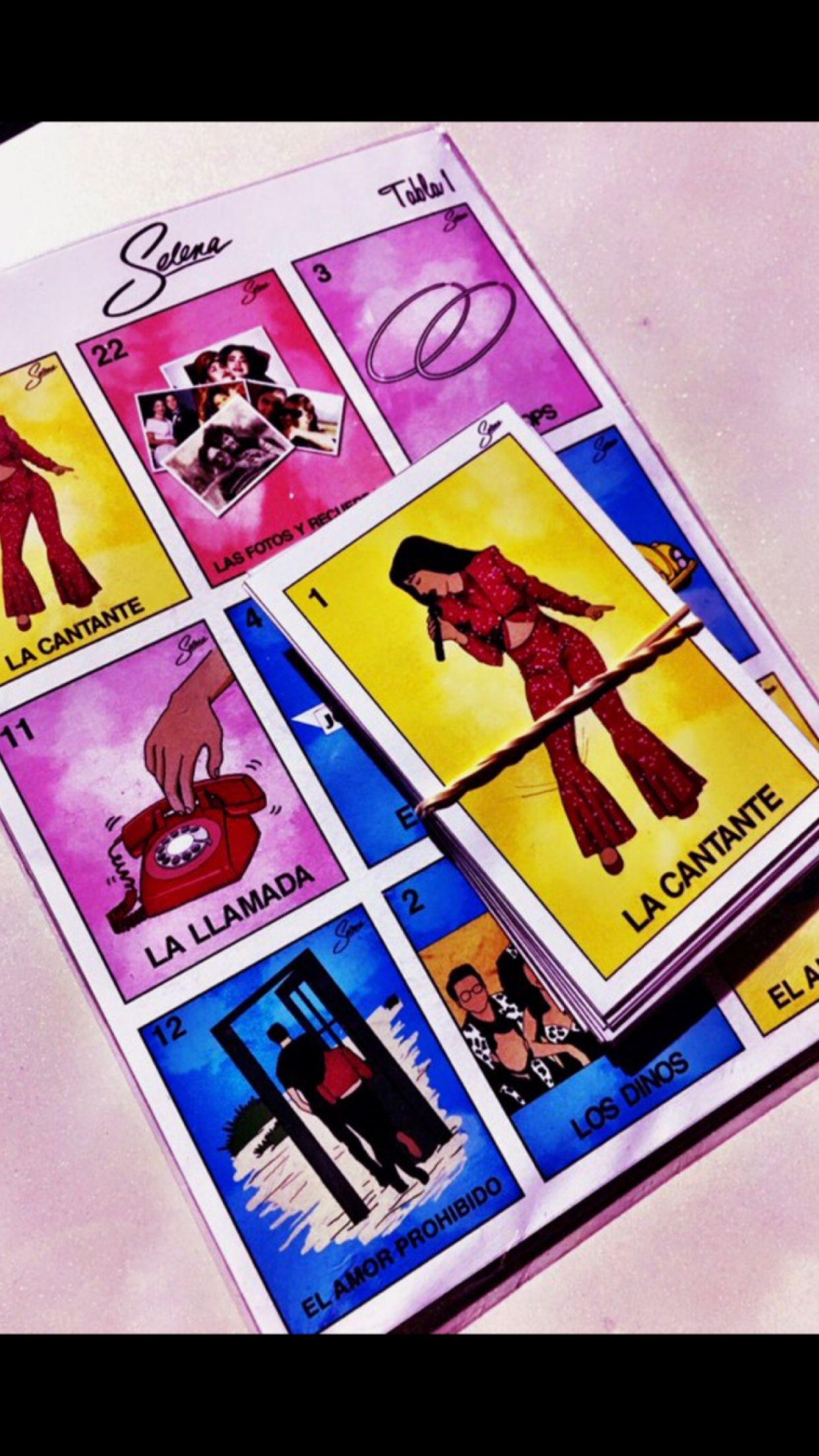 Selena loteria cards Selena, Loteria cards, Selena