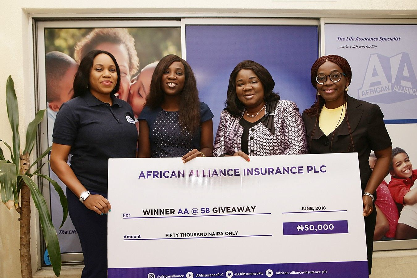 Entrepreneur wins big as foremost life insurance company