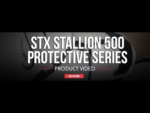 sale retailer 39a54 821cc STX Stallion 500 Protective Line   Lax.com Product Videos  Laxdotcom