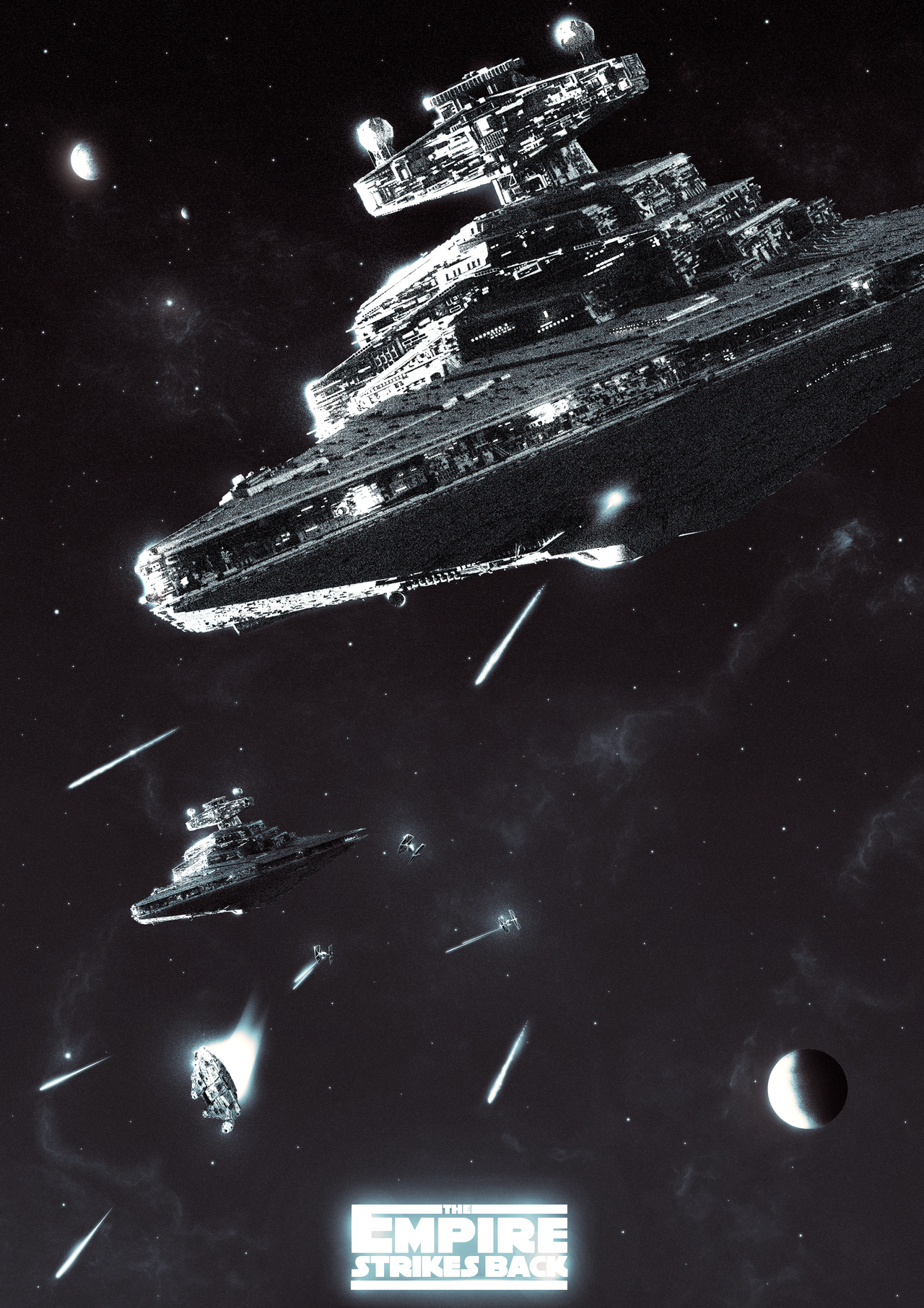 Star Wars A Long Time Ago In A Galaxy Far Far Away Star Wars Wallpaper Star Wars Pictures Star Wars Ships