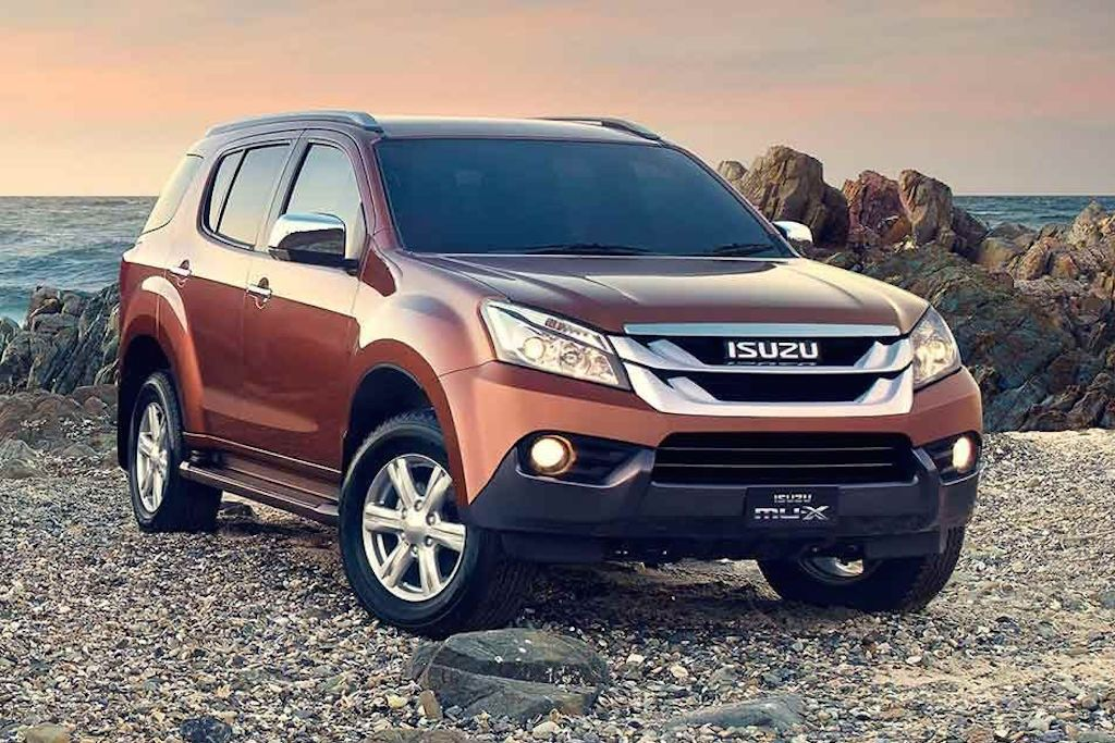 2017 Isuzu MUX Launched, Priced From Rs. 23.9 Lakhs