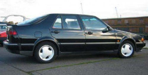 Saab 9000 CSE 2.3TA  1993