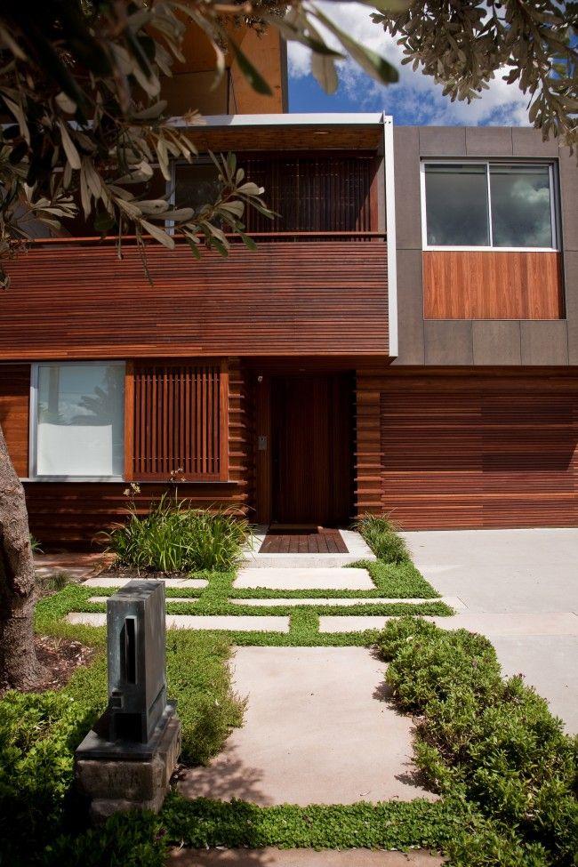 Front of house modern asian design, modern asian architecture, Virginia  Kerridge, White Rock