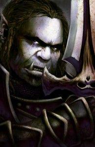 Dorn Il Khan With Images Baldur S Gate Character Portraits