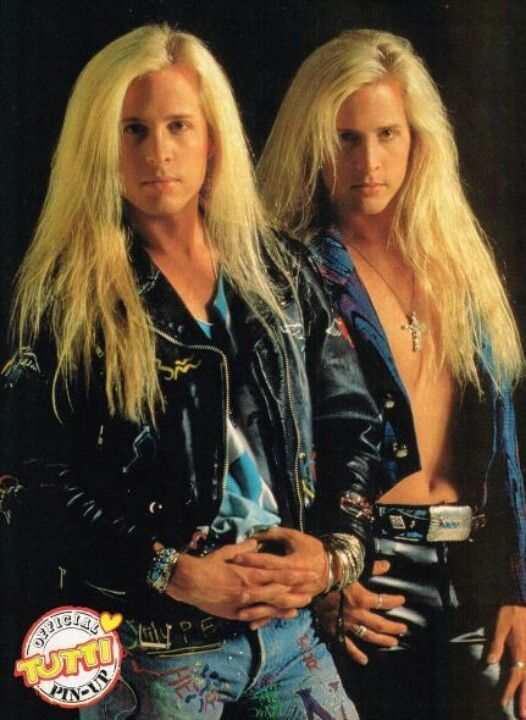 Nelson Brothers 80s Hair Bands Glam Metal