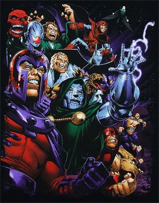 marvel comics villains