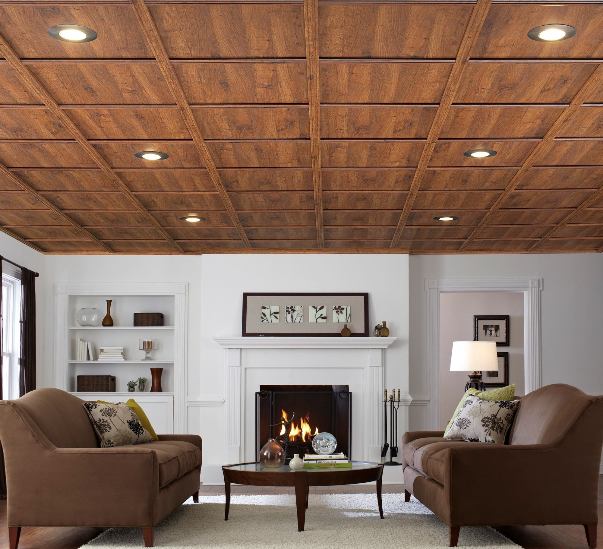 design leather gray neutral moore ceilings wood kylie the colours best ceiling with plank couch m tobacco planks benjamin and brown pashmina paint beige vaulted e affinity