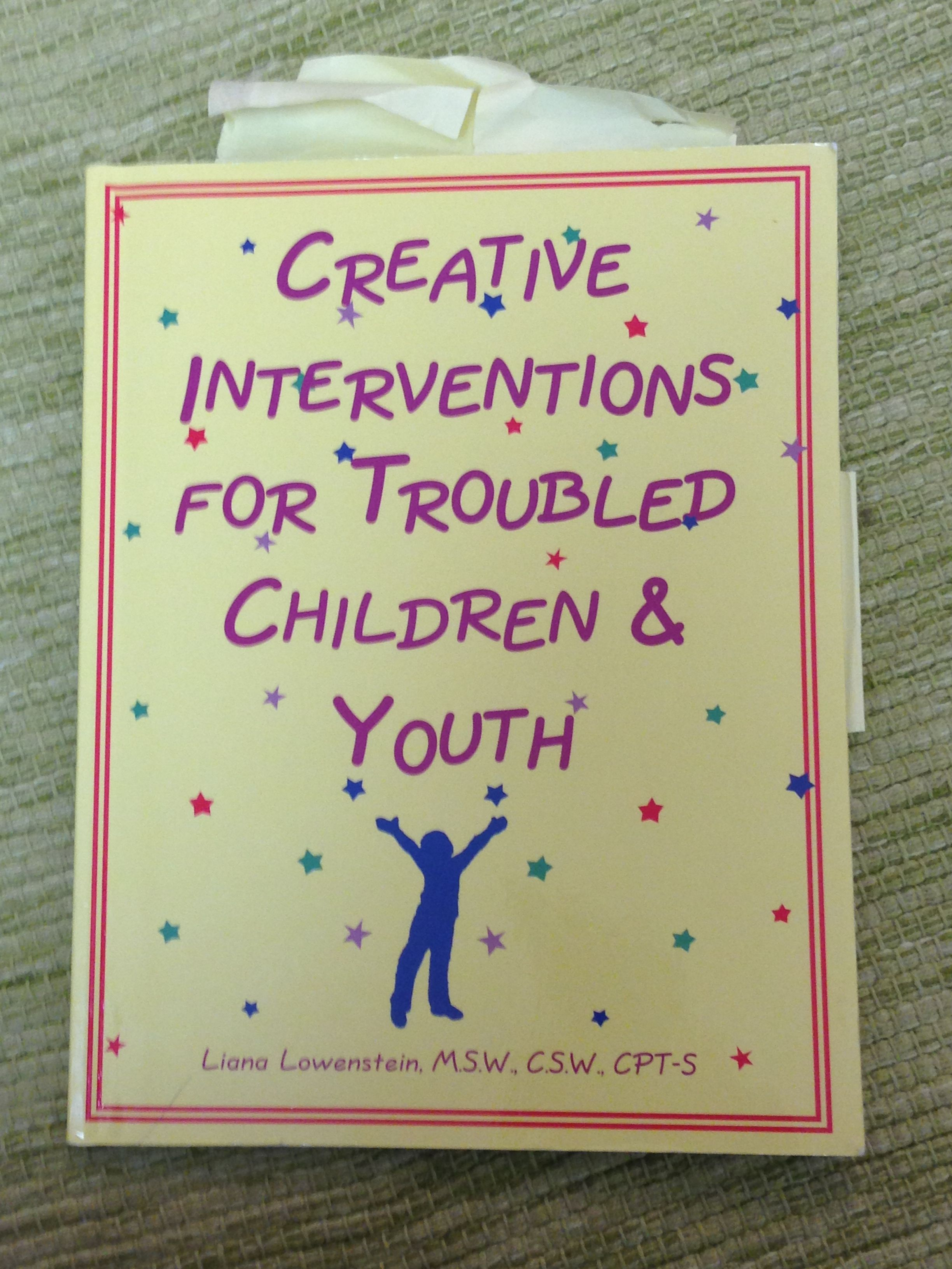 Good Play Therapy Activity Book