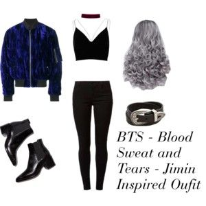 BTS , Blood, Sweat, and Tears , Jimin Inspired Outfit BTS Jimin