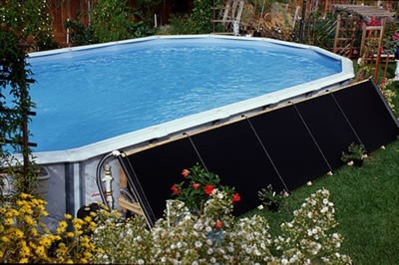 Fafco Solar Panels The Bottom Line Is Fafco S Pool Heaters Use Natural Solar Energy In An Easy Swimming Pool Solar Heating Pool Solar Panels Solar Pool Heater