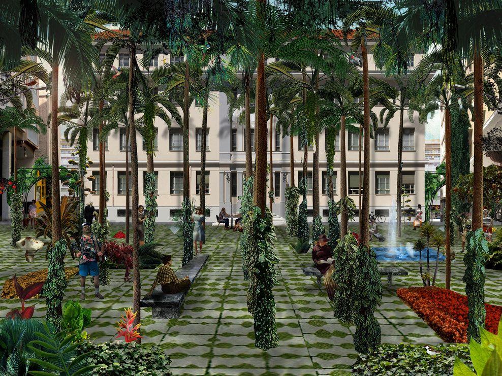 Point Supreme Architects — Hortus Conclusus — Immagine 2 di 10 - Divisare by Europaconcorsi