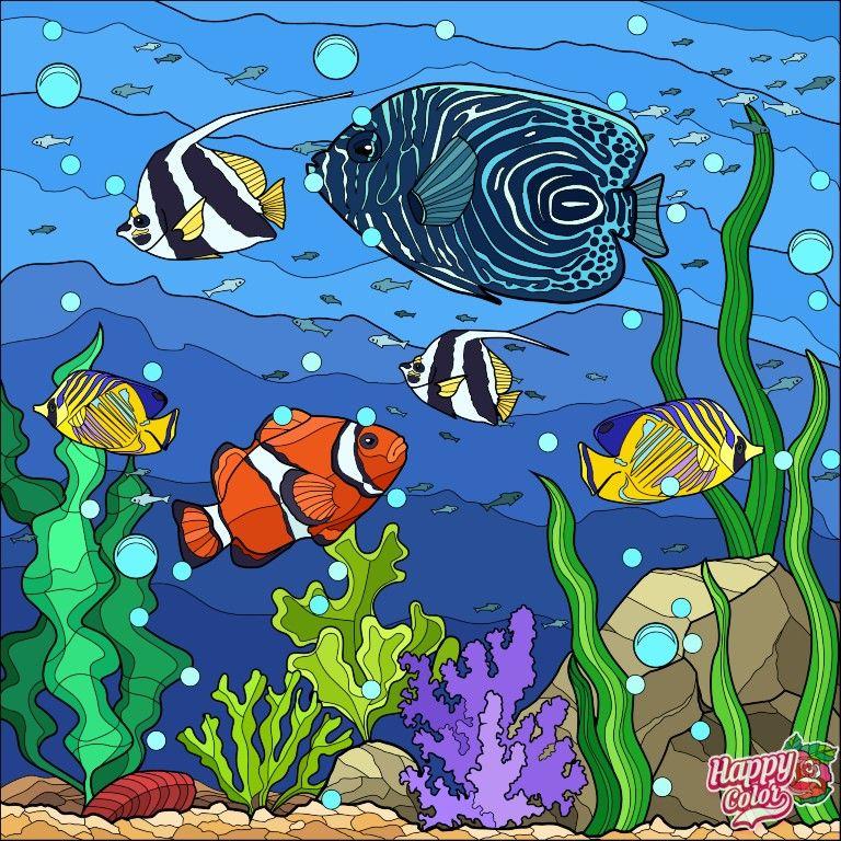 Coloring Nemo Fish Disney ระบายส ปลาน โม ในป 2021 งานศ ลปะ