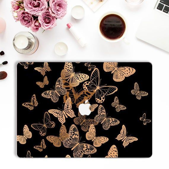 Butterfly Macbook case for Macbook Pro 13 16 15 inch 2019 Cute | Etsy