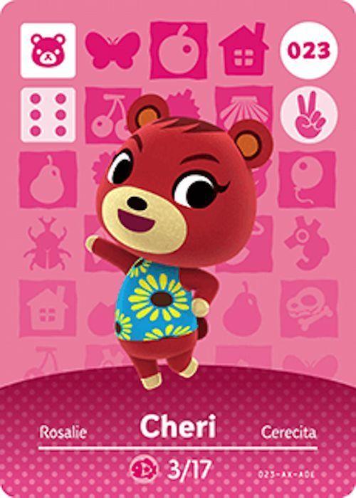 Nintendo Animal Crossing Happy Home Design Chrei Amiibo