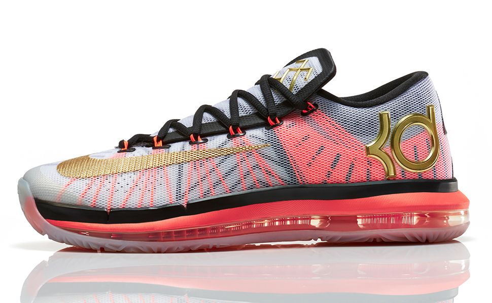 reputable site f27e6 b76b7 Nike KD VI Elite